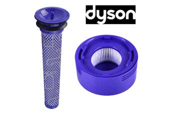Pre Post Motor Filter set For Dyson V7 V8 Animal Cordless Handheld Vac
