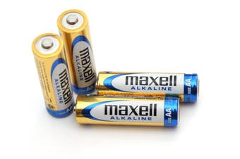 Maxell Alkaline Batteries AA 40 pack
