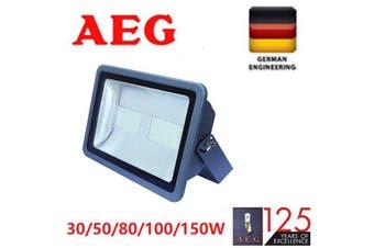 AEG LED Weatherproof Flood Light Kit 50W