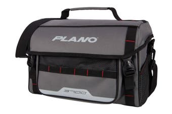 Plano 37120 Weekend Series Bag - Fishing Tackle Bag With 2 x 3700 Tackle Trays