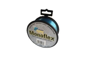 100m Spool of 25lb Blue Platypus Monoflex Mono Fishing Line - Australian Made Line