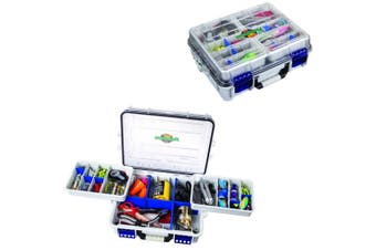 Flambeau 3000WPNC Waterproof Fishing Tackle Box with Zerust Dividers