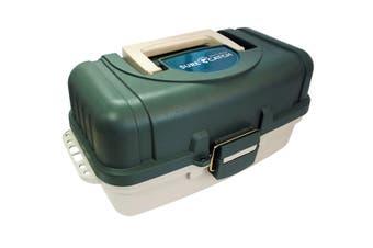 Surecatch Heavy Duty Fishing Tackle/Tool Box - 2 Tray Tackle Box