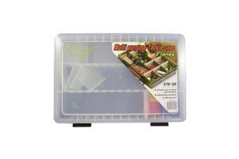 Surecatch Multi-Purpose Wormproof Tackle Box - Tray #50