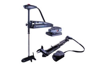 Watersnake Hawser 54lb Thrust 48 Inch Cable Steer Electric Motor