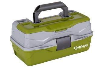 Flambeau 6381 Redefined Classic Series One Tray Fishing Tackle Box