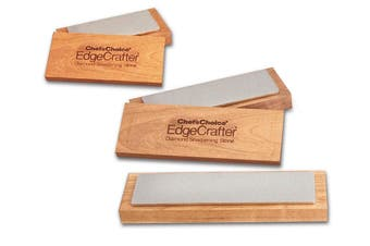 6 Inch Chef's Choice 400DS Edge Crafter Diamond Knife Sharpening Stone