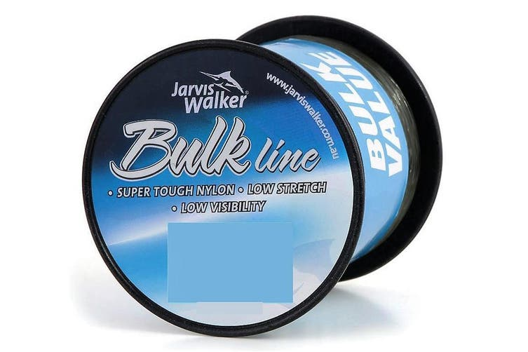 8lb Jarvis Walker Bulk Mono Fishing Line - 1200m Spool - Green
