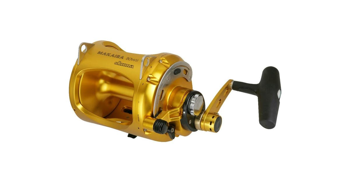 Dick Smith Makaira 80w 2 Speed Game Oh Fishing Gear