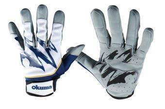 Medium Okuma Multi-Purpose Fishing Gloves - Comfortable, Lightweight Gloves