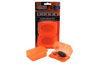 2 Pack of Rigrap 8524 Leader Rig Holders - Tangle Free Fishing Rig Storage