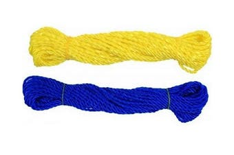 2 x Surecatch 3mm Crab Pot Ropes - Pre-packed in 10m Lengths -Twin Pack