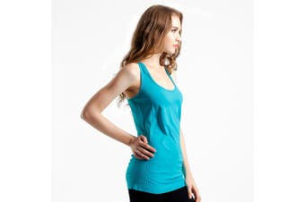 SEMATH Women Sports Gym Yoga Tops Bra Jade Green