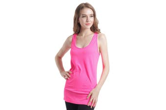 SEMATH Women Sports Gym Yoga Tops Bra Pink