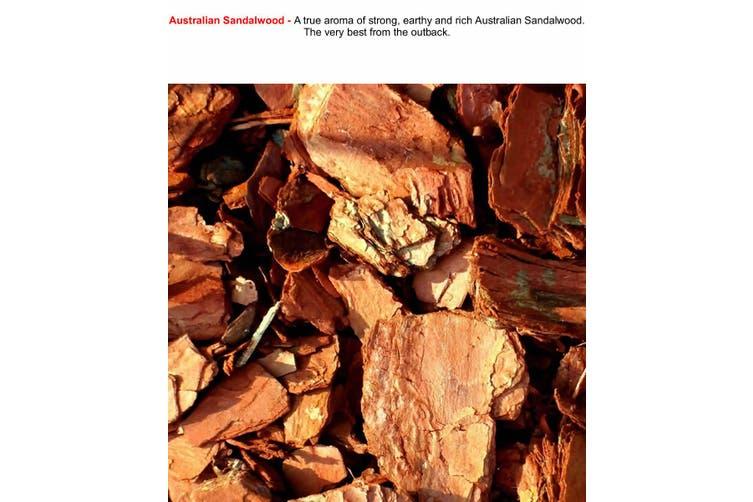 AUSTRALIAN SANDALWOOD Diffuser Fragrance Oil Refill BONUS Free Reeds