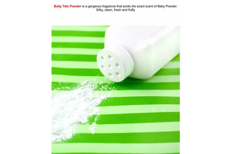 BABY TALC POWDER Diffuser Fragrance Oil Refill BONUS Free Reeds