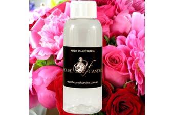 PEONY ROSE Diffuser Fragrance Oil Refill BONUS Free Reeds