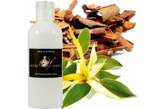 YLANG YLANG & SANDALWOOD Scented Body Massage Oil