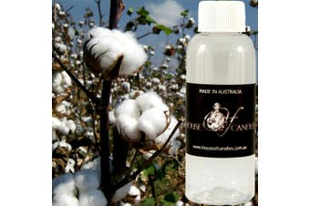 COTTON BLOSSOMS Diffuser Fragrance Oil Refill BONUS Free Reeds