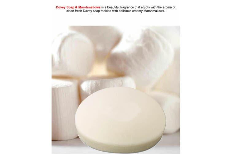 DOVEY SOAP & MARSHMALLOWS Diffuser Fragrance Oil Refill BONUS Free Reeds