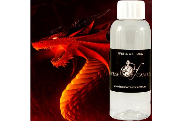 DRAGONS BLOOD Diffuser Fragrance Oil Refill BONUS Free Reeds