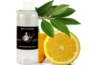 EUCALYPTUS & LEMON Diffuser Fragrance Oil Refill BONUS Free Reeds