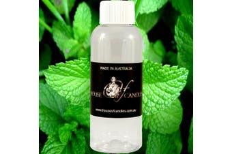 FRESH PEPPERMINT Diffuser Fragrance Oil Refill BONUS Free Reeds