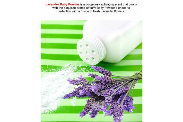 LAVENDER BABY POWDER Diffuser Fragrance Oil Refill BONUS Free Reeds