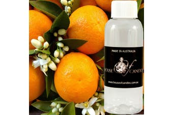 NEROLI ORANGE BLOSSOMS Diffuser Fragrance Oil Refill BONUS Free Reeds
