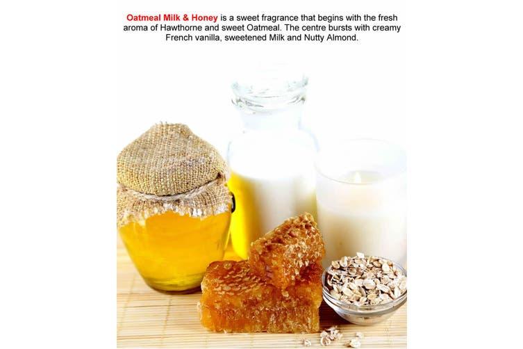 OATMEAL MILK & HONEY Diffuser Fragrance Oil Refill BONUS Free Reeds