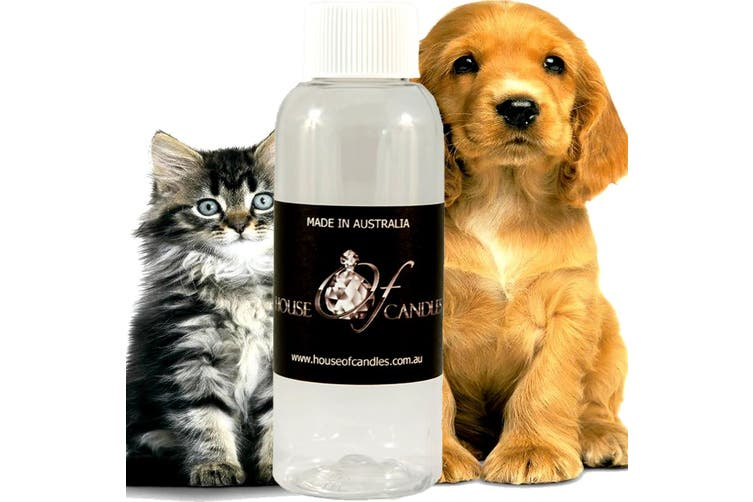PET CARE FRESHENER Diffuser Fragrance Oil Refill BONUS Free Reeds