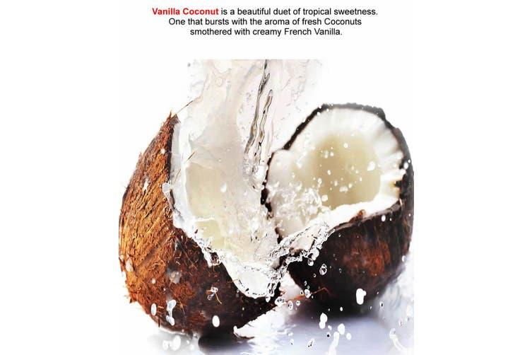VANILLA COCONUT Diffuser Fragrance Oil Refill BONUS Free Reeds