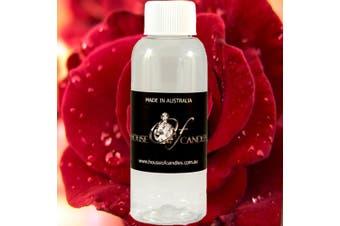 VICTORIAN ROSE Diffuser Fragrance Oil Refill BONUS Free Reeds