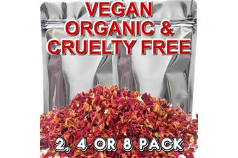 AUSTRALIAN PATCHOULI Scented Organic Potpourri Sachets