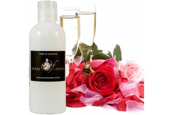 CHAMPAGNE & ROSES Scented Bath Oil