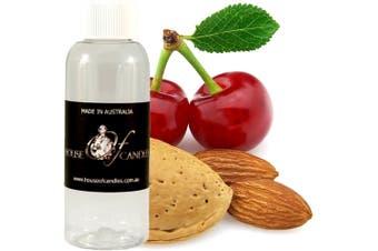 CHERRY ALMOND VANILLA Diffuser Fragrance Oil Refill BONUS Free Reeds
