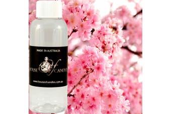 CHERRY BLOSSOMS Diffuser Fragrance Oil Refill BONUS Free Reeds