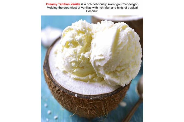 CREAMY TAHITIAN VANILLA Diffuser Fragrance Oil Refill BONUS Free Reeds
