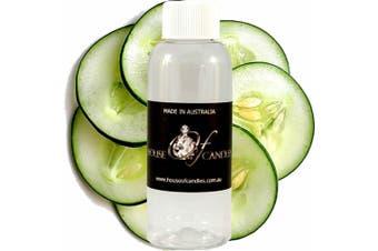 FRESH CUCUMBER Diffuser Fragrance Oil Refill BONUS Free Reeds