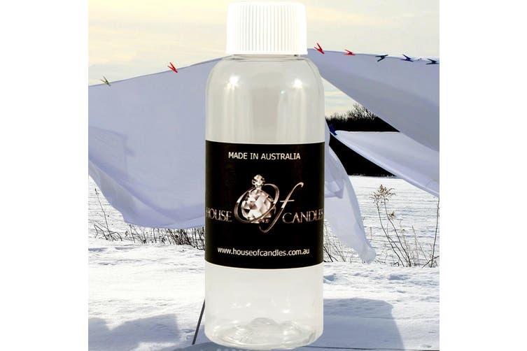 FRESH LINEN Diffuser Fragrance Oil Refill BONUS Free Reeds