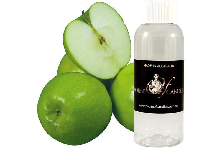 GREEN APPLES Diffuser Fragrance Oil Refill BONUS Free Reeds