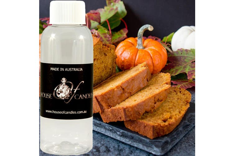 MAPLE PUMPKIN BREAD Diffuser Fragrance Oil Refill BONUS Free Reeds