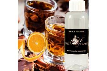 ORANGE WHISKY & VANILLA COCOA Diffuser Fragrance Oil Refill BONUS Free Reeds