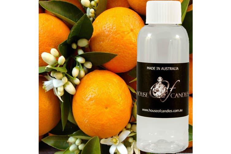 PATCHOULI NEROLI ORANGE BLOSSOMS Diffuser Fragrance Oil Refill BONUS Free Reeds