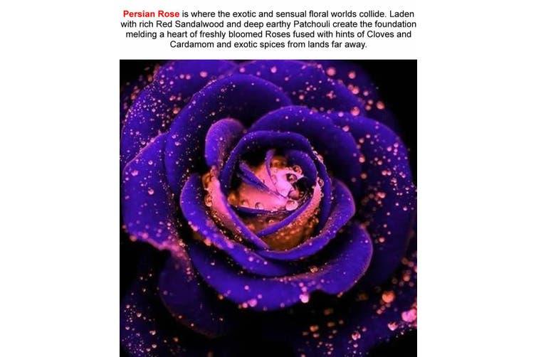 PERSIAN ROSE Diffuser Fragrance Oil Refill BONUS Free Reeds