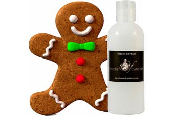 GINGERBREAD Scented Body Massage Oil