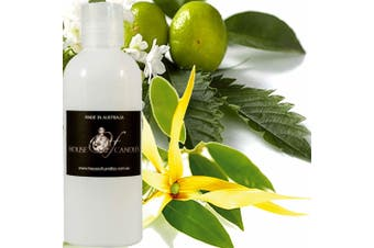 PATCHOULI & YLANG YLANG Scented Body Massage Oil