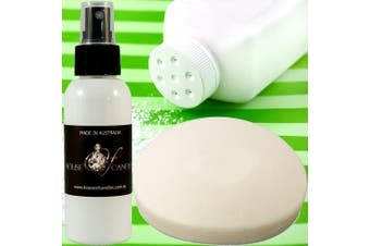 BABY TALC POWDER & DOVEY SOAP Room Air Freshener Deodoriser Spray