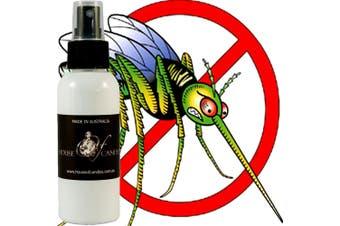 NATURAL MOSQUITO REPELLENT Room Air Freshener Deodoriser Spray