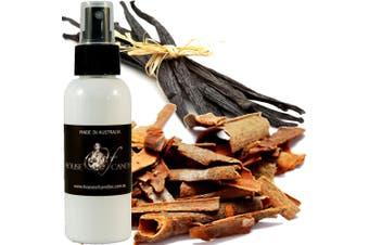 SANDALWOOD VANILLA Room Air Freshener Deodoriser Spray